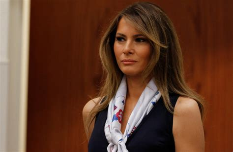 Birthday Tweets Express Love, Admiration for First Lady Melania Trump