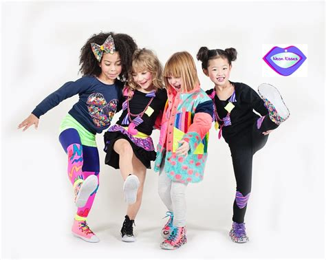 funky, cool, unique, exciting kids clothes Neon Kisses | Yelp