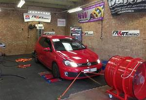 Vw Golf Mk6 2 0tdi Cr Gtd Remap Session