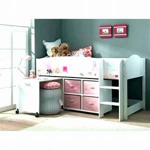 Lit Mi Hauteur Ikea : lit adulte sureleve ~ Melissatoandfro.com Idées de Décoration