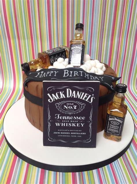 jack daniels cake   birthday cakes  men jack