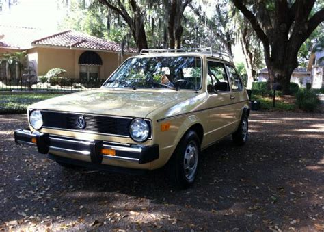 old volkswagen rabbit 1978 volkswagen rabbit c buy classic volks