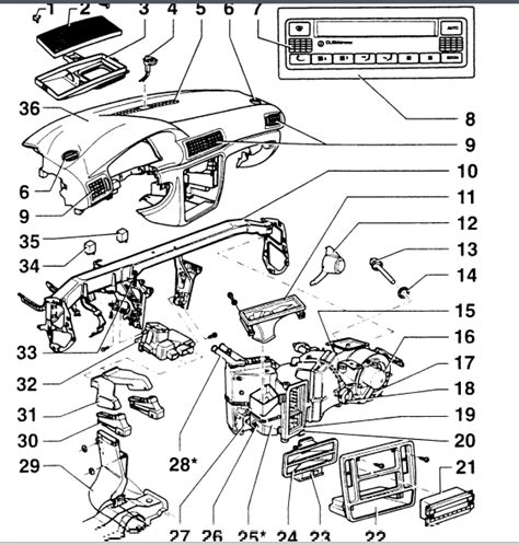2004 Vw Passat Engine Diagram by Can You Show Me In A Diagram How To Take The Dashboard