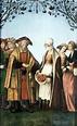 Rosenwunder der Hl. Elisabeth von Thüringen | Historische ...