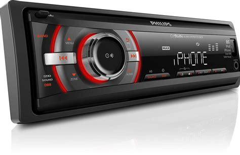 car audio system cedr philips