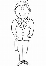 HD Wallpapers Coloring Page Bible Man
