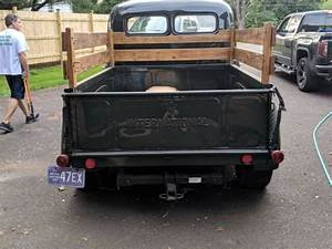1954 International R100 Pickup Truck 6