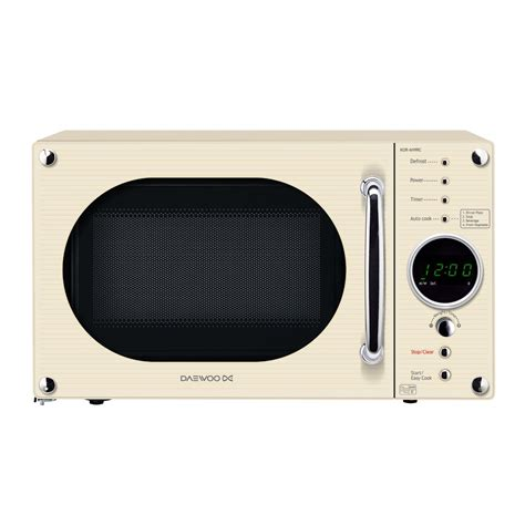 colorful microwaves daewoo kor6n9rc digital microwave review