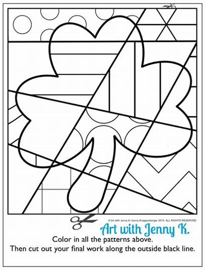 March Coloring Activities Pop St Easy Pages