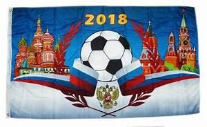 Wm 2018 Flaggen : fahne flagge russland wm 2018 fanfahnen fun ~ Kayakingforconservation.com Haus und Dekorationen