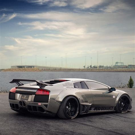 Lamborghini Murcielago By Liberty Walks..