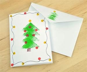 Weihnachtskarten Basteln Grundschule : weihnachtskarten selber basteln 55 originelle ideen ~ Orissabook.com Haus und Dekorationen