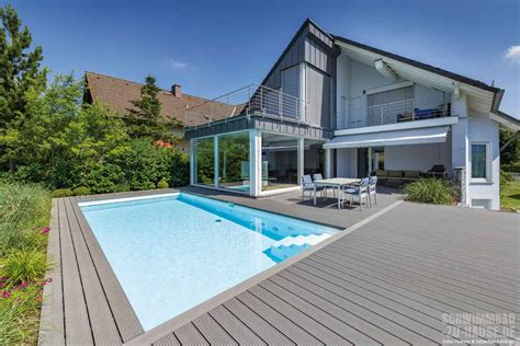 Pool Mit Terrasse by Pool Lounge