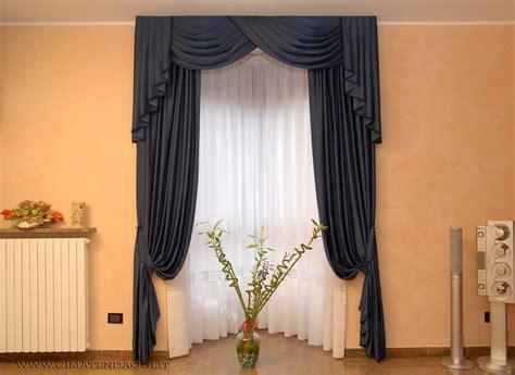tendaggi con mantovane mantovane per tende da interni con tende per interni con