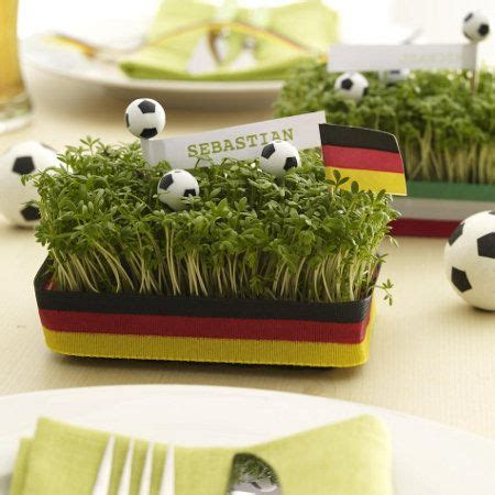 Dekoration Fussball by Deko Fussball 4 Kreativ Fu 223