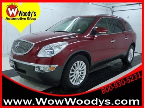 Used Buick Enclaves For Sale by Crossover Vehicles With Third Row Seats Kansas City