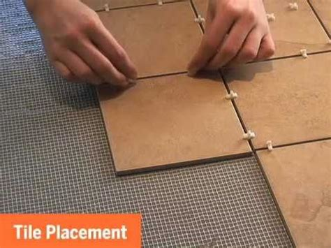 tile your backsplash using a tile setting mat how to