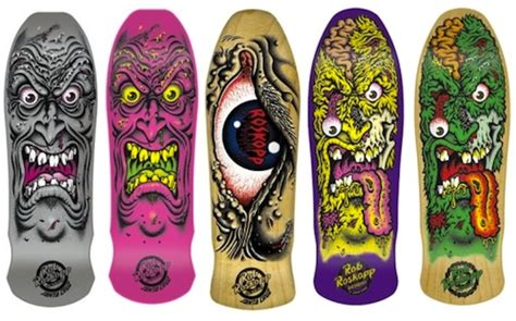 rob roskopp skateboard graphics