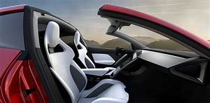Inside View of the Roadster (2020) : teslamotors