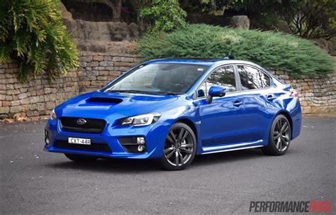 subaru wrx custom blue 2015 subaru wrx base vs premium autos post