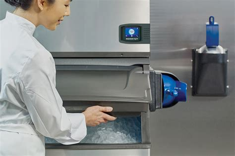 ice machines clean    foodservice