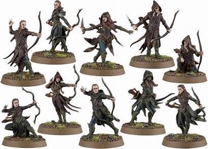 Hobbit Wood Elf Bosque Negro Workshop Games
