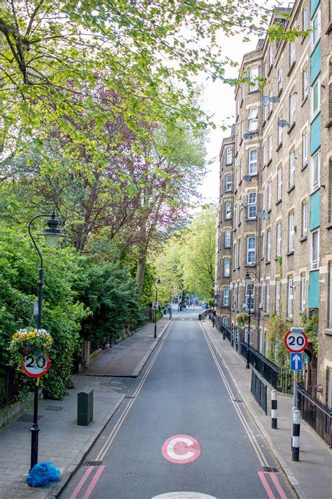 London Side Street - Dana Berez