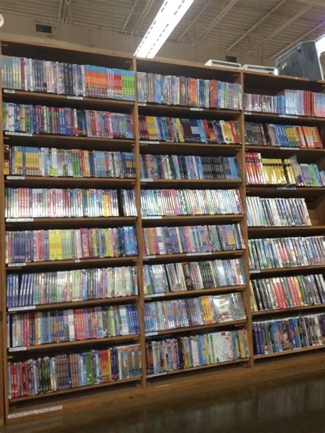 kids dvd section yelp