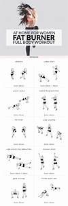 Fat Burner Full Body Workout For Women