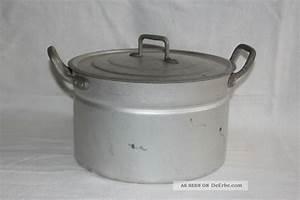 Kochtopf 5 Liter : kochtopf aus aluminium oma 39 s alter kochtopf 5 liter shabby chic vintage ~ Eleganceandgraceweddings.com Haus und Dekorationen