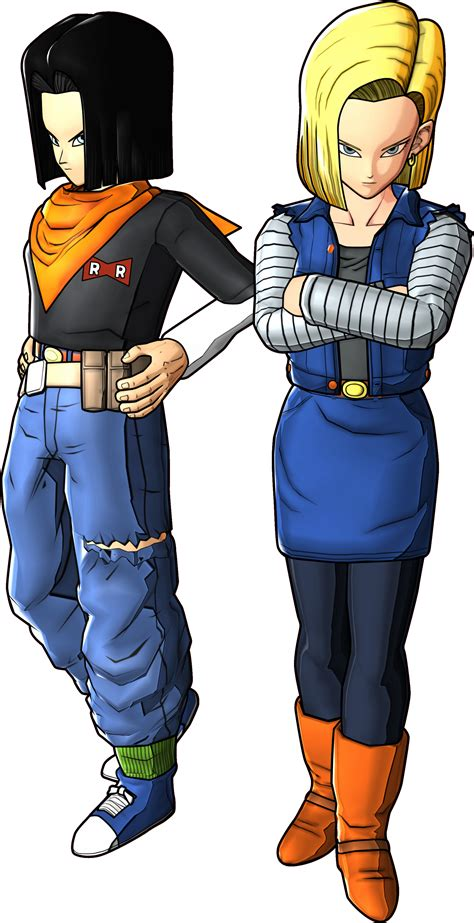 Sep 16, 2021 · dragon ball z: Android 18 (Dragon Ball FighterZ)