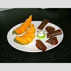 Melone Mit Schinken  Rezept Ichkocheat