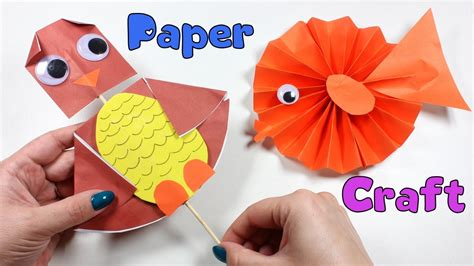 paper craft ideas for paper craft for owl turning nursery rhymes 7008