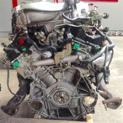 nissan  infinity   engine    rev
