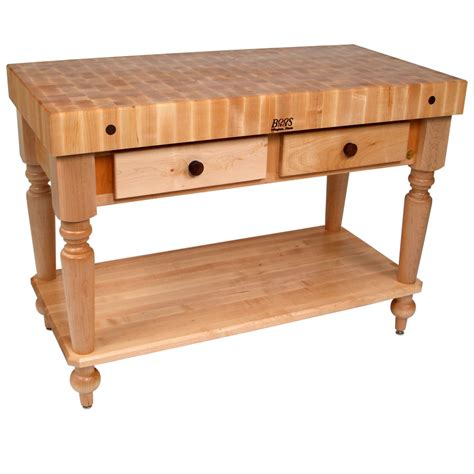 kitchen island butcher block top rustica kitchen island with butcher block top in kitchen