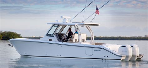 Pursuit Boats Quality by Pursuit Boats Boat Satisfaction