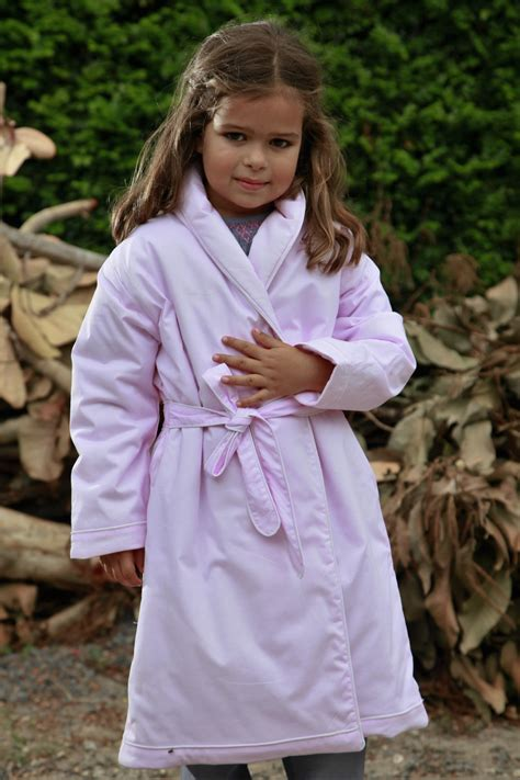 robe de chambre pour fille robe de chambre fille etoile l 39 orangerie