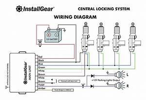 Smart Lock Wiring Diagram