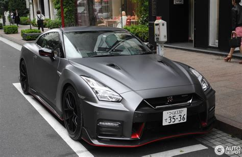 2017 Gt R Nismo by Nissan Gt R 2017 Nismo 1 June 2017 Autogespot