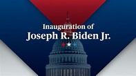 Inauguration of Joseph R. Biden Jr.: A PBS Newshour ...