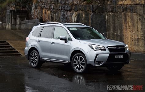 Subaru Forester 2016 by 2016 Subaru Forester Xt Premium Review