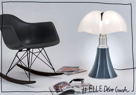 elledecocrush liconique lampe pipistrello passe en mode denim pour lautomne elle decoration