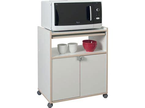 meuble cuisine pour micro onde meuble micro ondes mobilier sur enperdresonlapin