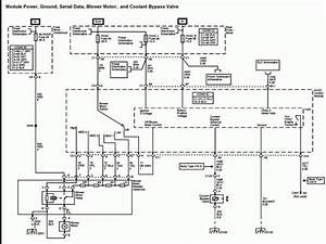 2004 Chevy Trailblazer Blower Motor Wiring Diagram Picture