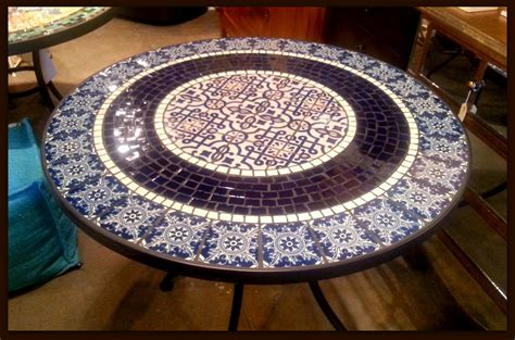 mosaic table images frompo