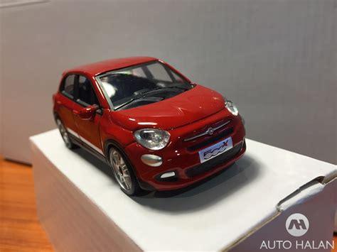 Fiat Merchandise by Fiat 500x Schaalmodel 1 43 Mobility Haaker