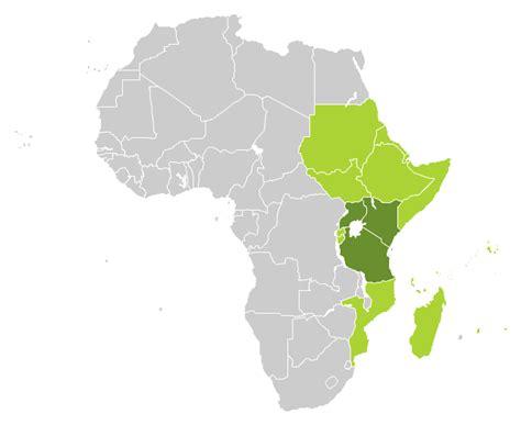 geo map africa east africa political map geo map