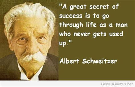 Albert Schweitzer Quotes Albert Schweitzer Quotes Image Quotes At Hippoquotes