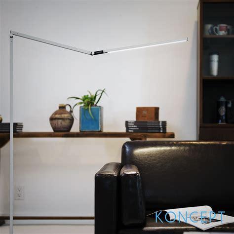 Z Bar LED Floor Lamp  Koncept  MetropolitanDecor