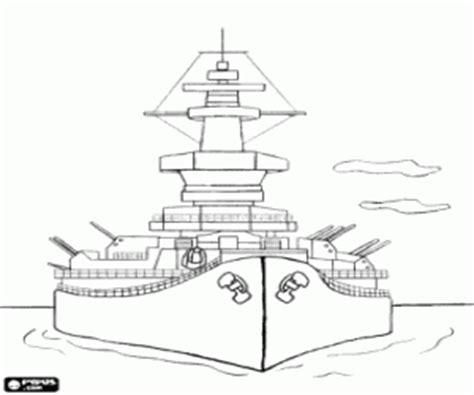 Barcos De Guerra Para Colorear by Juegos De Militares Para Colorear Imprimir Y Pintar